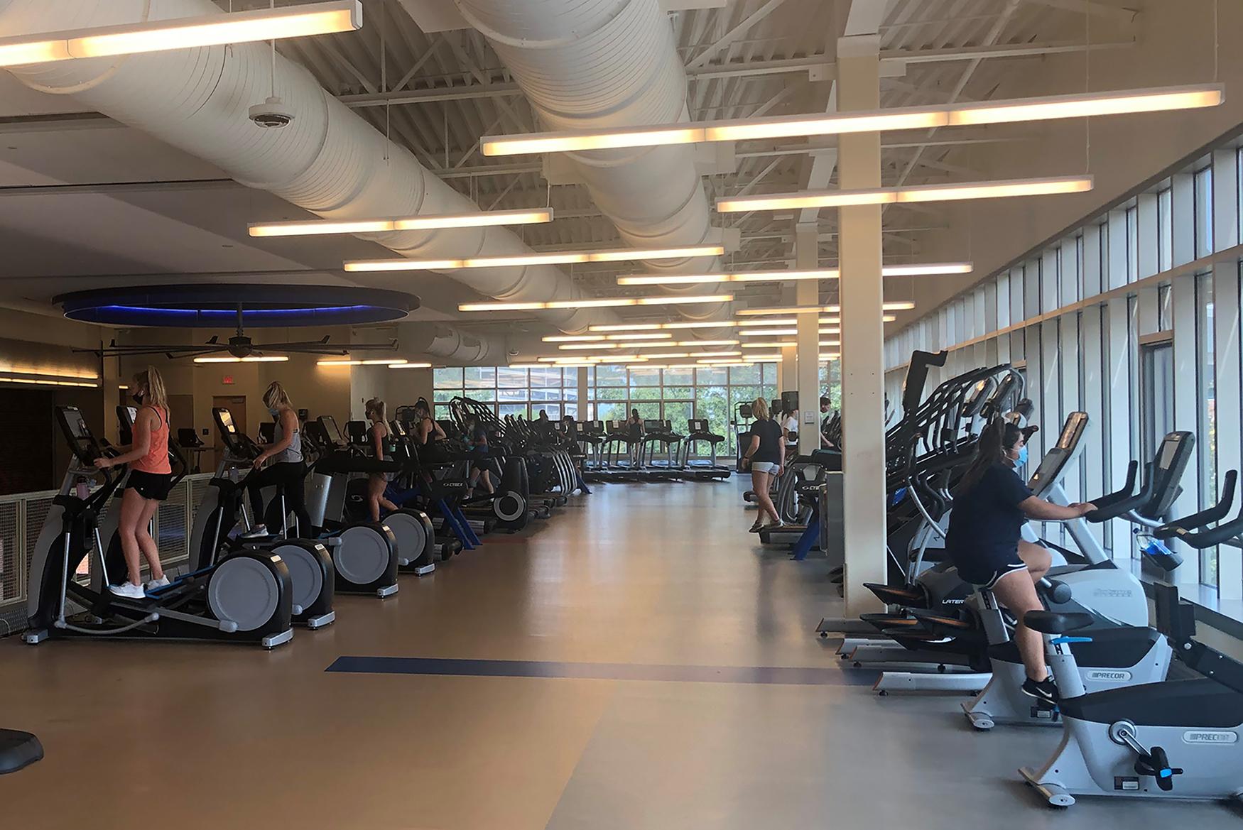 Penn State Campus Recreation
